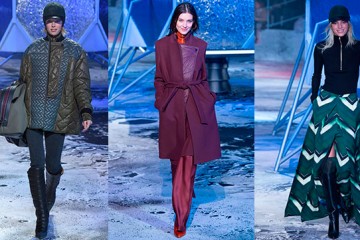 H&M Studio Autumn Winter 2015 at Paris Fashion Week