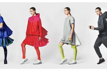 Nikelab x sacai Spring 2015 Lookbook