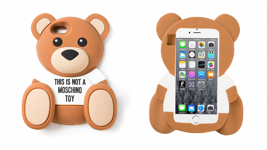 moschino phone case iphone 6