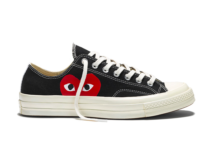 Converse x PLAY COMME des GARCONS Chuck Taylor All Star 70 Collection-3