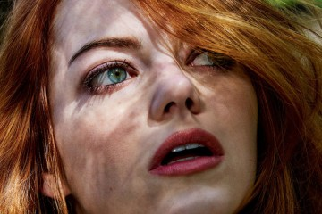 Emma Stone for Interview Magazine May 2015