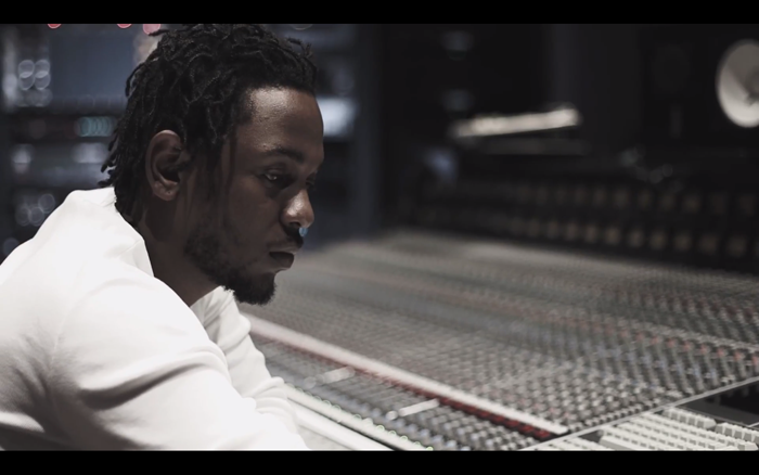 Reebok Classic Finish Line Studio Sessions Kendrick Lamar Episode 2