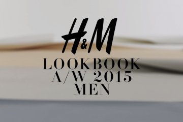 HM Fall Winter 2015 Mens Video Lookbook