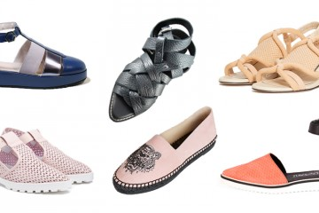 10 Chic and Comfortable Flats for Summer 2015