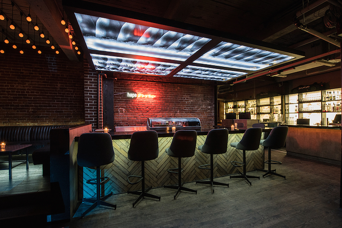 Food bar none vancouver re opens with l a concept for Bar food vancouver