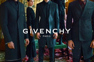 Givenchy Fall Winter Campaign 2015-1