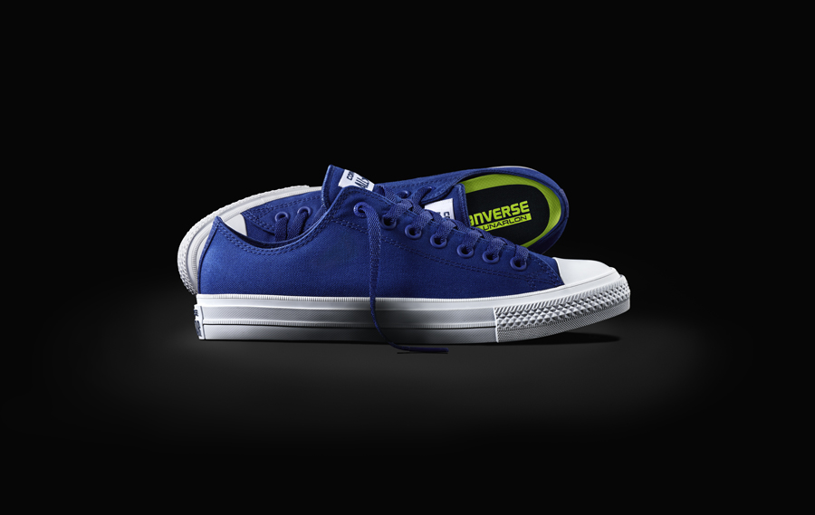 Converse All Star 2 Blue