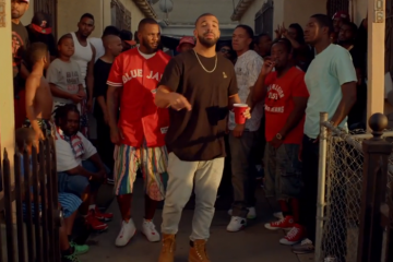 The Game Drops 100 ft Drake Music Video