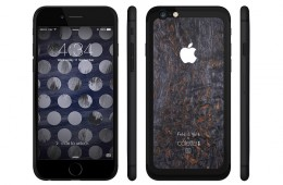 Atelier Feld & Volk x colette Carbon iPhone 6s Commemorative Case-1