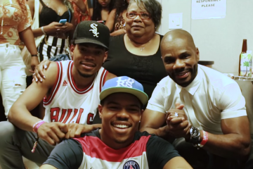 Chance the Rapper Family Matters Kanye Cover Music Video