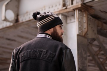 Hustle Jacket Downtown Toque Long
