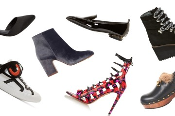 Top 8 Shoe Styles To Wear This Fall