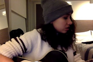 Alessia Cara Covers Justin Bieber Love Yourself