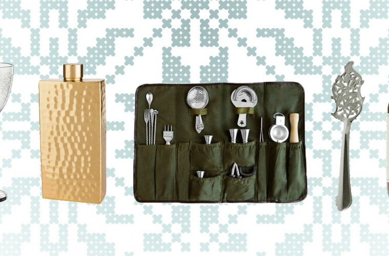 Cocktail Lover Holiday Gift Guide