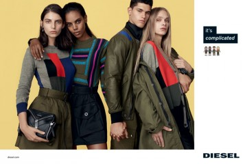 DIESEL SS16 Campaign-5