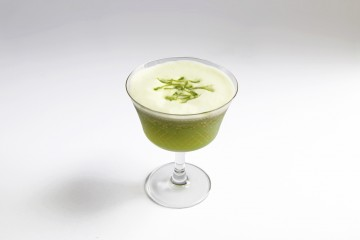 Green Lady Cocktail