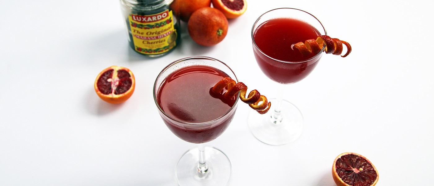 Blood And Sand Cocktail