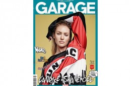 GARAGE x Marvel Spring Summer 2016 Issue-1