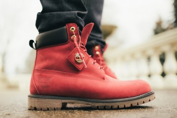 Timberland Red 6 Special Make-Up Boot-1