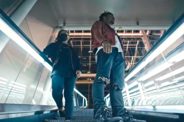 Vic Mensa Skrillex Unleash No Chill Video