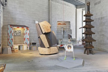 Tom Sachs Unveils NASA-Inspired Tea Ceremony At Noguchi Museum-1