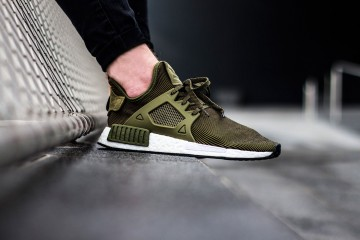 adidas Originals NMD XR1 Olive Edition