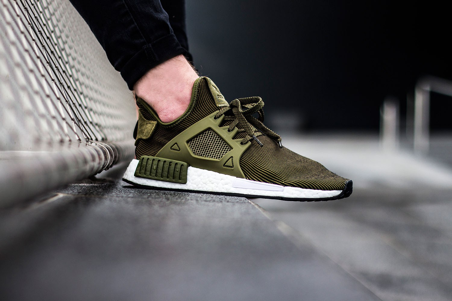 vuaimx Adidas NMD XR1 Duck Camo Green Shoes for sale in KL City, Kuala