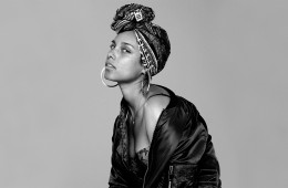 Alicia Keys In Common