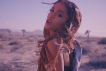 "Ariana Grande ""Into You"" Music Video"