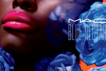MAC Blue Nectar Collection