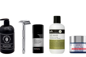 Mens Grooming Essentials Spring 16