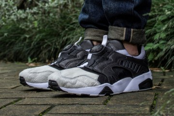 PUMA x Deal Disc Blaze Panda Fur