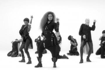 Janet Jackson's Dammn Baby Video