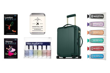 Spring Travel Essentials