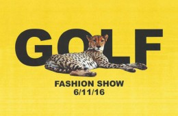 Golfwang Fashion Show
