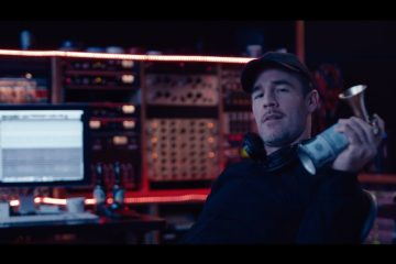 James Van Der Beek Diplo Mad Descent