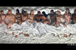 Kanye West Famous Music Video