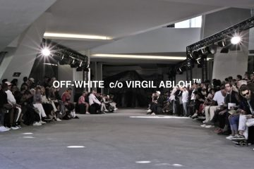 OFF-WHITE VIRGIL ABLOH Mirror Mirror Runway Video-1