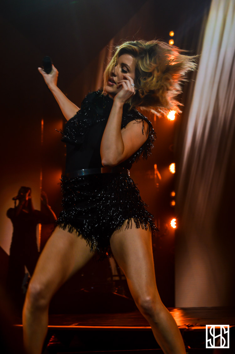 LIVE MUSIC Ellie Goulding at Madison Square Garden NYC