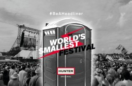Hunter Boots: The World's Smallest Festival