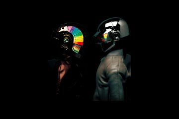 Daft Punk Toy Cover