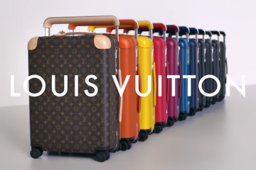 Louis Vuitton Spirit of Travel Luggage