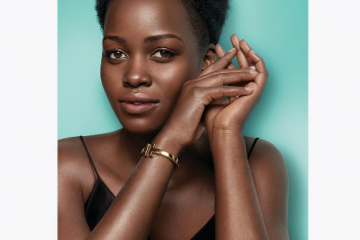 Lupita Nyongo for Tiffany and Co.