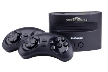 SEGA Joins The Mini Console Frey-1