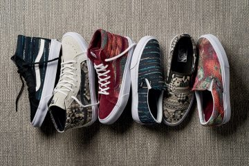 Vans Introduces The Italian Weave Pack-1