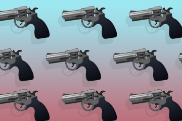 Apple Replaces Pistol Emoji With Water Gun