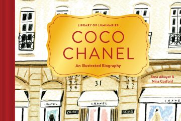 Coco Chanel Illustrated Biography 1