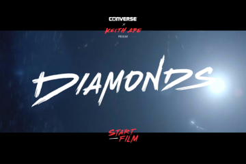 Keith Ape x Converse Presents Diamonds Video ft Jedi P