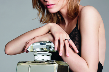 Lily Rose Depp x Chanel No.5