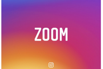 Instagram Zoom Feature